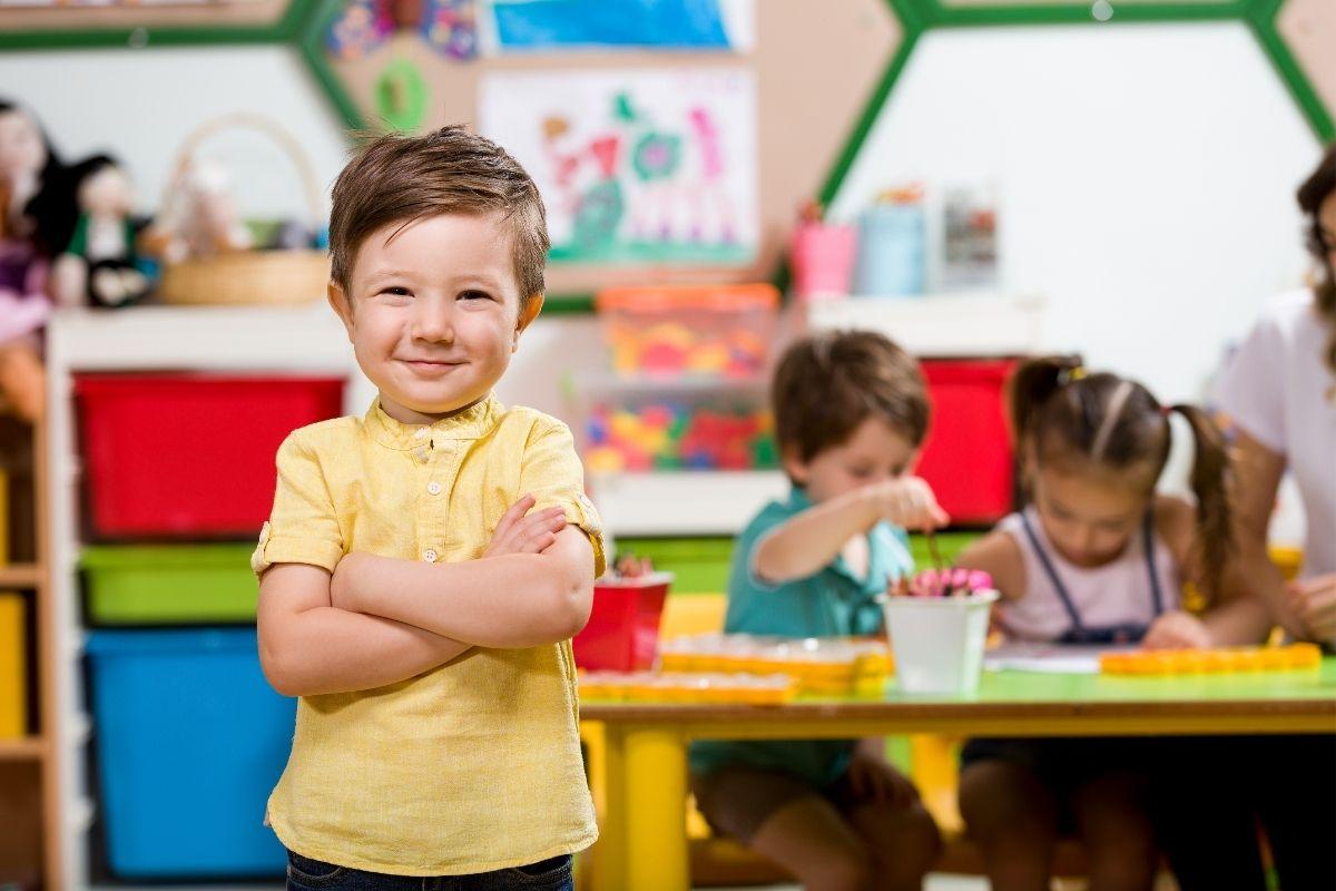 Childcare Centre Kids