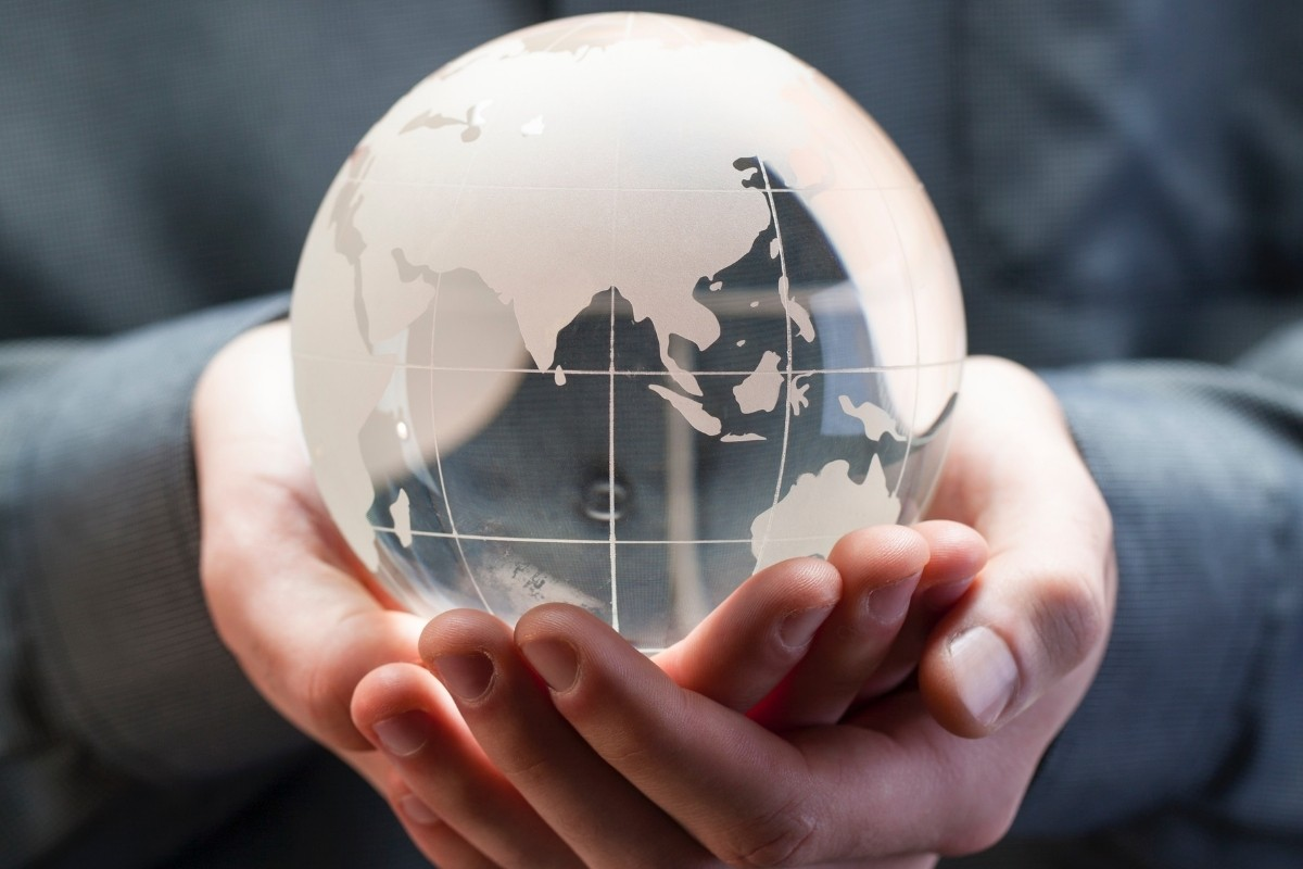 Holding The World In Your Hands Climate Change