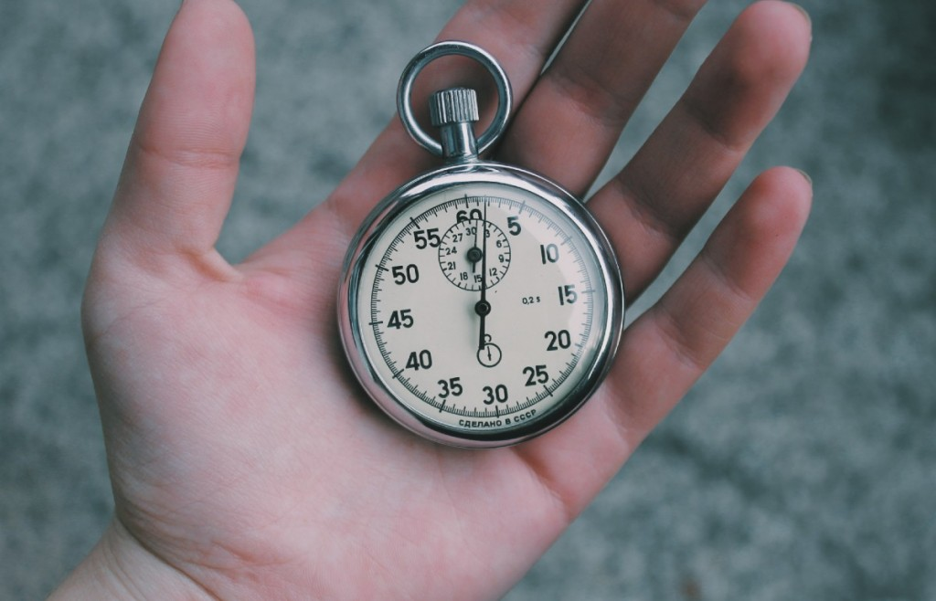Stopwatch Time Tracking